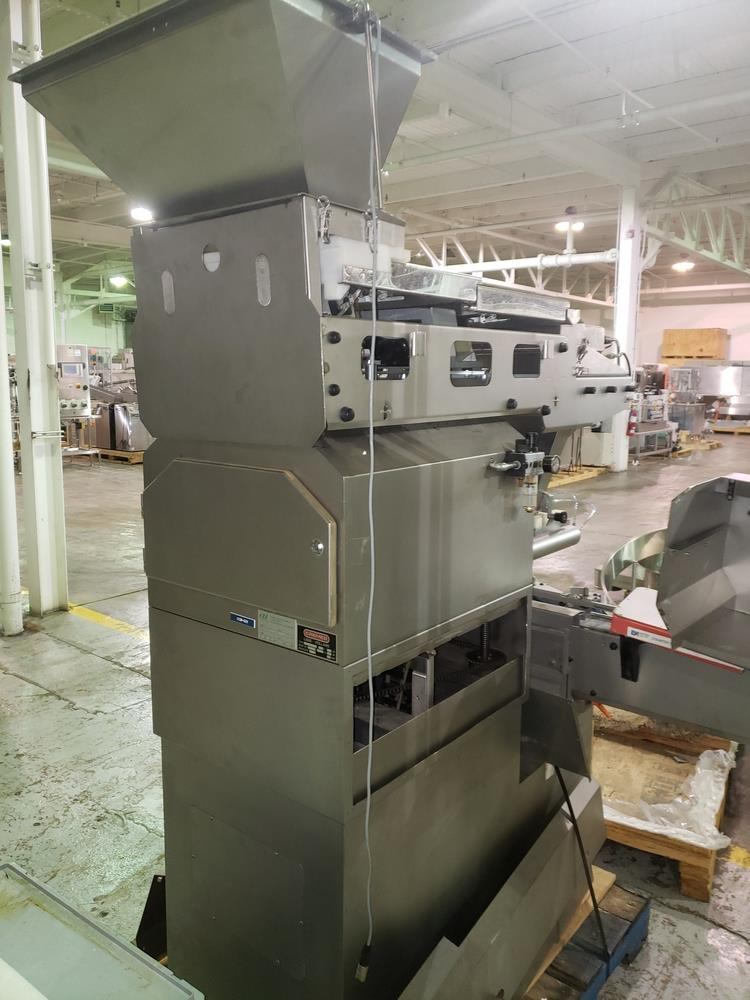 Cremer tablet counter, model CF-1230, stainless steel Contacts **See Auctioneers Note** - Image 8 of 17