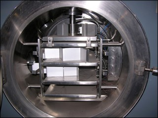 Edwards Freeze Dryer, Model Lyoflex S04, stainless steel product contact surfaces, 4 sq. ft. shelf - Image 2 of 6