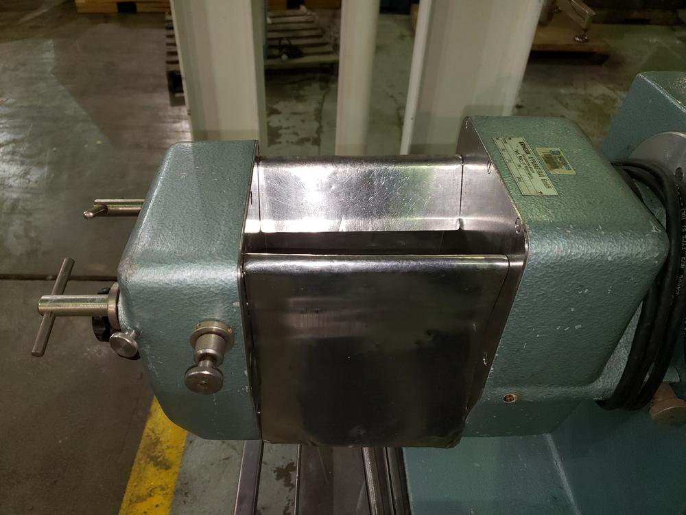 Erweka oscillating granulator, model AR400, stainless steel construction, bench top design, 110 - Image 3 of 9