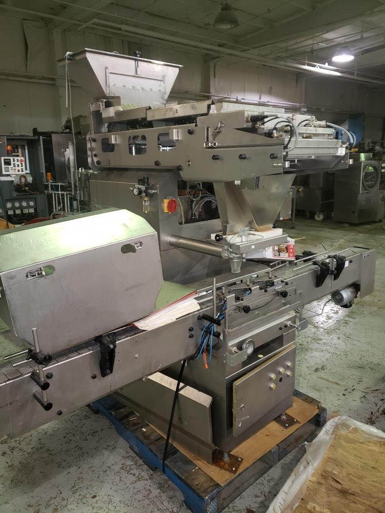 Cremer tablet counter, model CF-1230, stainless steel Contacts **See Auctioneers Note** - Image 6 of 17