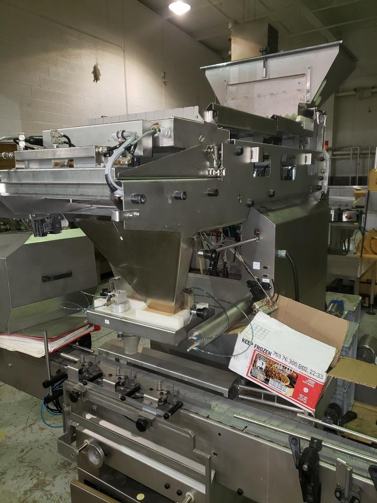 Cremer tablet counter, model CF-1230, stainless steel Contacts **See Auctioneers Note** - Image 4 of 17