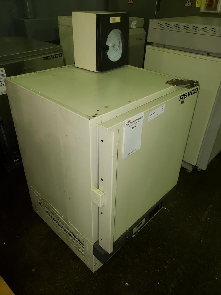 Revco refrigerator, model UFP430A18, R134a refrigerant, 115 volt, serial# U18N-100240-UN. - Image 3 of 9