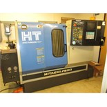 Turning Center. Hitachi Seiki HITEC_TURN20S II 3-Axis CNC Turning Center with 12-Position Tool