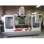 "Machining Center. 1995 Haas VF-3 4-Axis Vertical CNC Machining Center. 40""x 20""x 25"" Table Work"