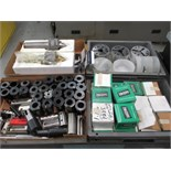 CNC Accessories. Lot: Assorted CNC Accessories. Includes: (17) S26 Collet Pad Sets; (3) Hainbuch