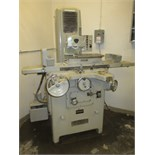 "Surface Grinder. 1967 Hikari 8BY19 6""x 18"" Automatic Horizontal Surface Grinder with Brown&Sharp"