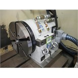 "Table Indexer. Hardinge 10"" Rotary Table Indexer with Servo Controller. HIT# 2205806. CNC Room."