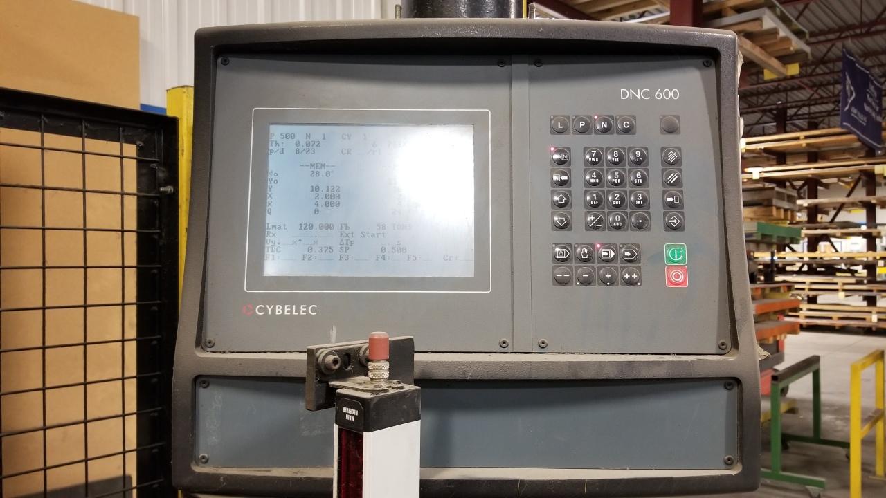 Lot 10 - FARINA (ITALY) CNC HYDRAULIC PRESS BRAKE (NO DIES) LOCATION MONTREAL, MODEL 100/50, CAPACITY 16FT