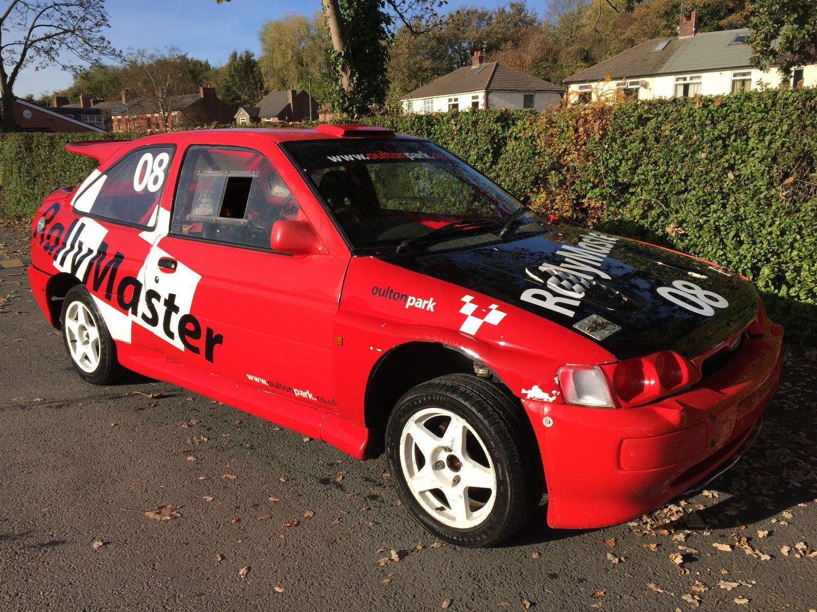 Ford Escort Cosworth Group N Rally Car THIS LISTING IS FOR A FORD ...
