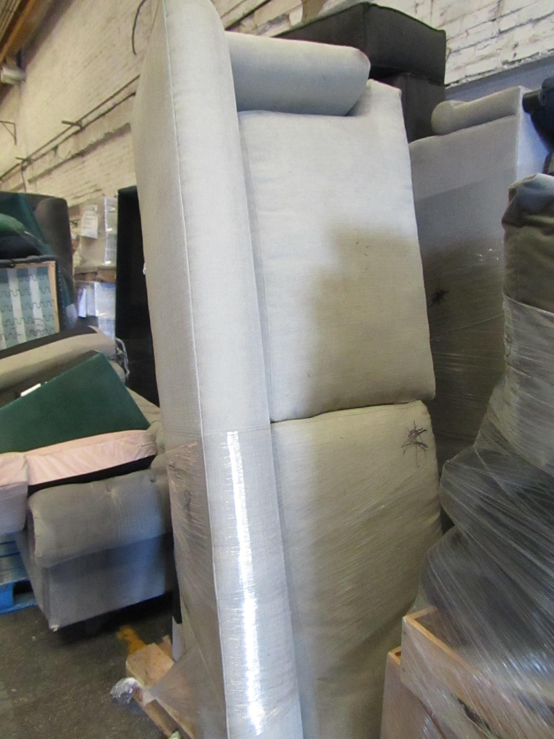 | 13X | PALLETS OF SWOON BER SOFAS, THESE ARE CUSTOMER RETURNS SO COULD HAVE MINOR DAMAGE, MAJOR - Image 10 of 11