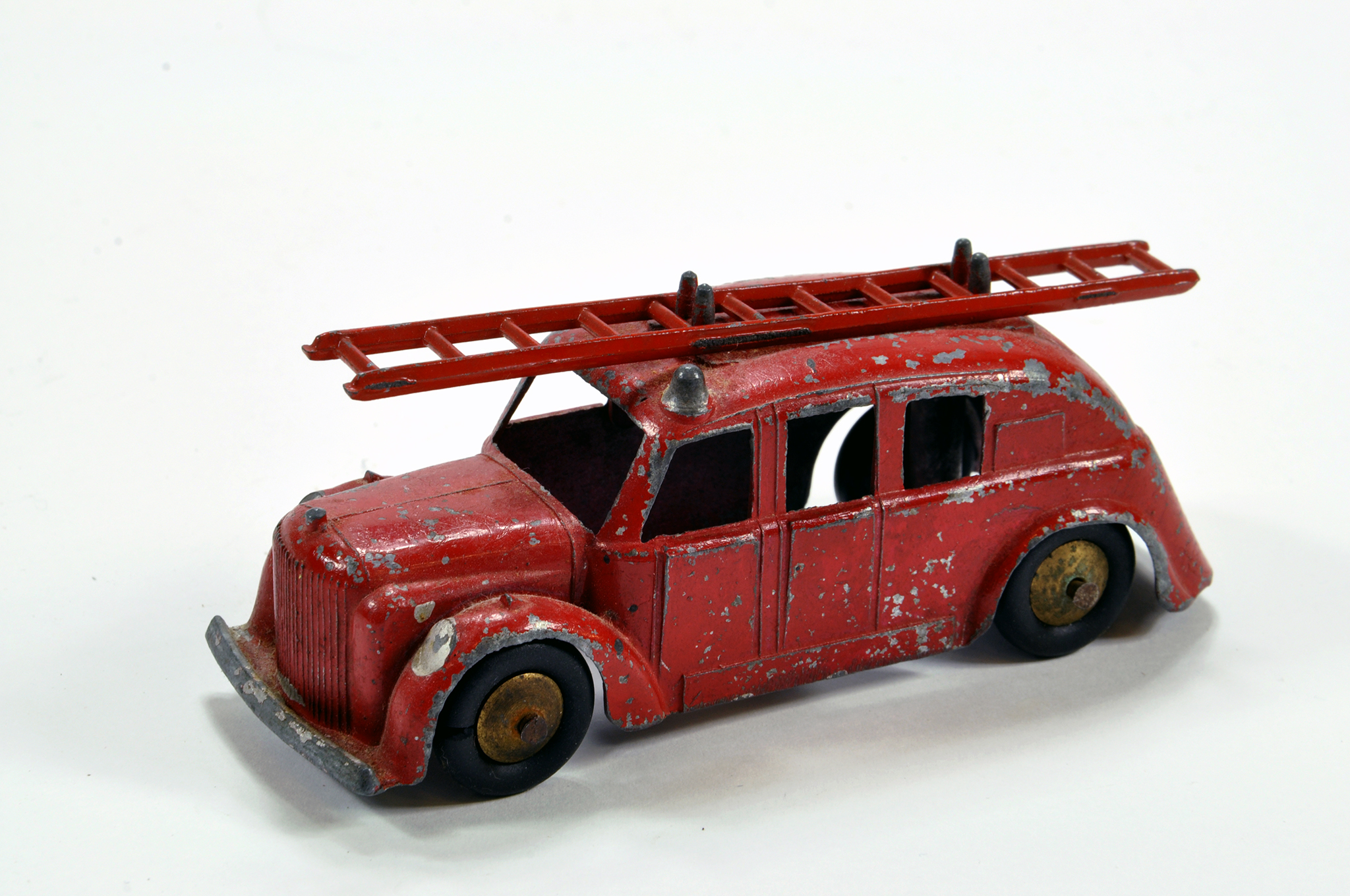 Lot 907 - Arbur Streamlined Fire Engine. Generally F to G but a scarce issue.