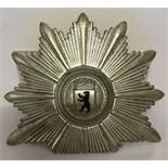 Cold War Style West German Police Shako Badge for Berlin c1950's.