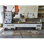 RAMCO NATIONAL 6' ENGINE LATHE, S/N 88320, MODEL HG- 24D X 60, 25-1500 RPM, 12'' OVER CENTER,