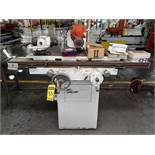 HAND FEED TOOL SURFACE GRINDER, 4' X 6'' TABLE, ROTARY SPINDLE HEAD TOOL POST ATTACHMENT,VARIOUS