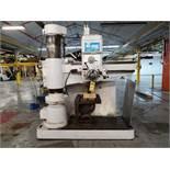 YMZ RH-1225 RADIAL ARM DRILL, 11'' COLUMN, 52'' ARM, MACHINE NO. 80101, 33-2,210 RPM, SAME BLOCK,