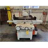 DO-ALL HAND FEED SURFACE GRINDER, S/N 3649, 42'' X 12'' ENVELOPE, MAGNO LOCK 24'' X 8'' PMC