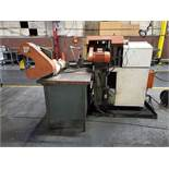 BEWO 315-AUTO-FEED AUTOMATIC SAW WITH DEBURR STATION, 1.5 HP, VARIABLE SPEED AUTOMATION DIRECT CTT