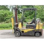 Hyster S50XL Forklift Extra Details: C187V05692P