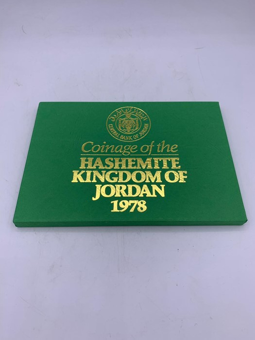 Lot 60 - Poof set for Jordan 1978