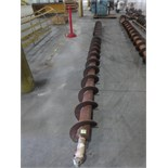 Auger for 8 Wheel Pangborn Auger. Hit # 2203030. Bldg. 3. Asset Located at 820 S Post Rd,