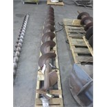 Auger for Goff 8 Wheel Lower Auger. Hit # 2203048. Bldg. 3. Asset Located at 820 S Post Rd,