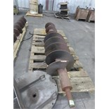 Auger For Pangborn 8 Wheel Upper Auger. Hit # 2203047. Bldg. 3. Asset Located at 820 S Post Rd,