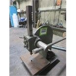 Bench Top Hole Punch. Hit # 2202889. Bldg.1 Maint. Shop. Asset Located at 820 S Post Rd,
