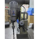 """Jancy Engineering JM2000 1/2"""" Mag Drill. Hit # 2202918. Bldg. 1 Maint. Shop. Asset Located at 820"""