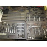 Puller Sets. Lot (1) Bearing & Puller Set & (1) KD Tools Puller Set. Hit # 2202907. Bldg. 1 Maint.