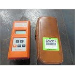Elcometer 300 Coating Thickness Gauge. Hit # 2202911. Bldg. 1 Maint. Shop. Asset Located at 820 S