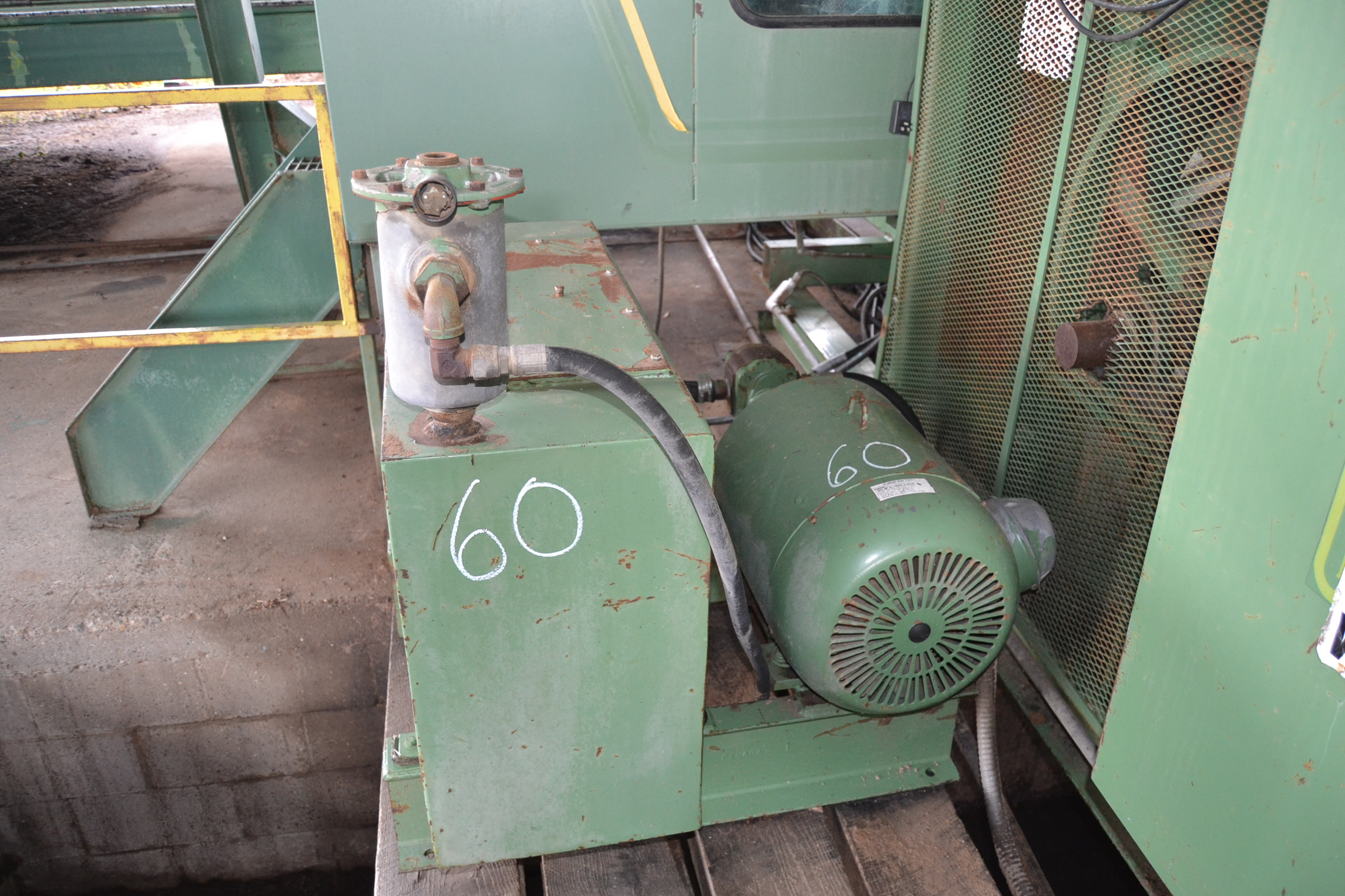Lot 60 - HMC 30 HP HYDRAULIC POWER PACK SYSTEM