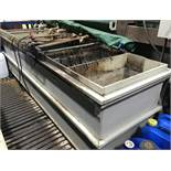Alkaline Cleaning Tanks & Two Tin Lead Plating Solution Tanks, Cyanide Copper Plating Solution