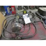 Simplex Hydraulic Pumps and Rams (2) (SOLD AS-IS - NO WATRRANTY)