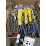 Hand Tools (SOLD AS-IS - NO WATRRANTY)