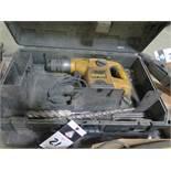 DeWalt Hammer Drill (SOLD AS-IS - NO WATRRANTY)