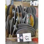 Grinding Discs (SOLD AS-IS - NO WATRRANTY)
