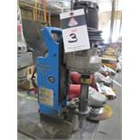 Hougen Magnetic Base Core Drill (SOLD AS-IS - NO WATRRANTY)