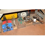 Lot of Assorted Hold Down Tooling