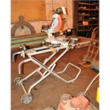 """Chicago Electric 12"""" Double Bevel Sliding Compound Miter"""