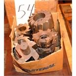 Lot-Milling Cutters in (1) Bin