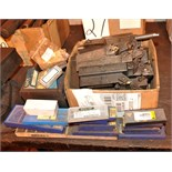 Lot of Lathe Tooling with Carbide Inserts