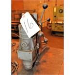 Milwaukee Model 4297-1 Magnet Base Drill Pres