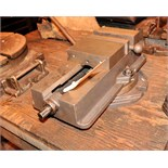 """6"""" Machine Vise with Rotary Base"""