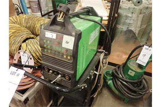 EVERLAST MULTIPROCESS WELDER TIG/PLASMA WELDER MOD  POWERPRO