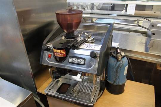 Expobar Elegance 1 Group Bean To Cup Coffee Machine Counter Top