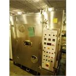 Bectochem SS 316L Oven, Model Tray Drier 48 Trays, S/N 1344.01.01-2, new 2014