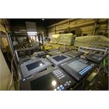 Lot of Assorted Allen-Bradley PanelView Displays, Include PanelView 1000s, Assorted Sizes &