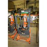 JLG LiftPod Single Man Lift, M/N FT70, S/N F010600687, Battery Operated with Battery Packs (