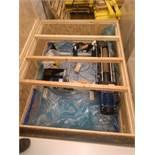 Harrington 2-Ton Hoist & Crane (Never Used) / Still in Shipping Container), Mot. 3 ~71C4P, .26 HP,