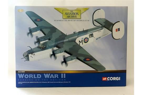 A Corgi Aviation Archive No AA34005 Consolidated B-24